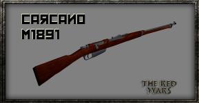 Carcano M1891 Promotional
