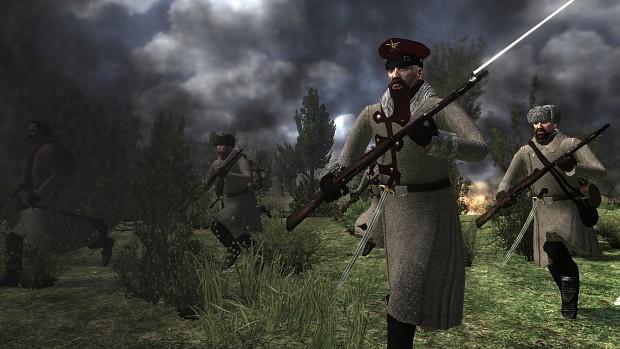 Red Wars 2 - The Vaegirs Assault