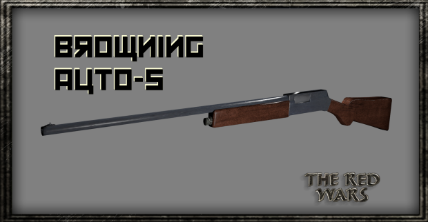 Browning Auto-5 Promotional