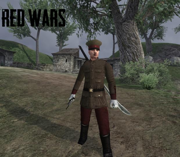 Red Wars 2 - Khergit Commissar