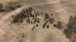 The Uruk-Hai Combat