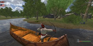 Driveable Canoe