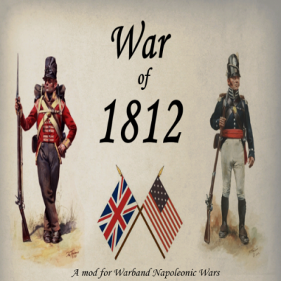 War of 1812 Final Version Main Screen
