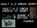 VAULT H.2 OMEGA demo & Updates! (Fallout 3)