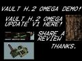 VAULT H.2 OMEGA demo & Updates!