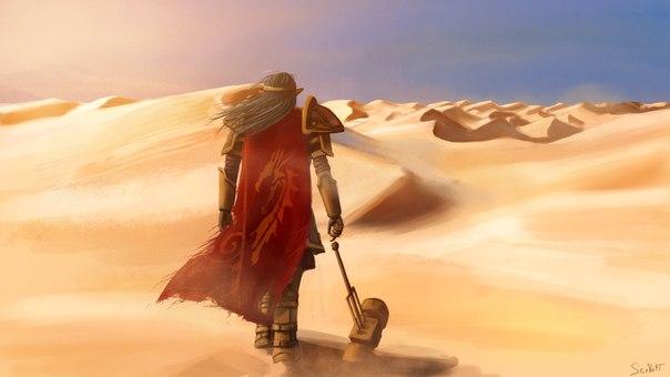 The Elders Scrolls: The Last Dragon