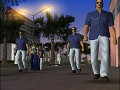 GTA Vice City Gangs and Traffic