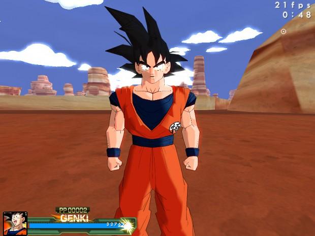 Fix Bad Credit >> Goku (Battle of Gods) - Battle of Z Shading image - Mod DB