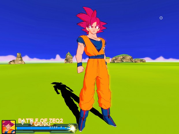 zeq2 lite super saiyan god