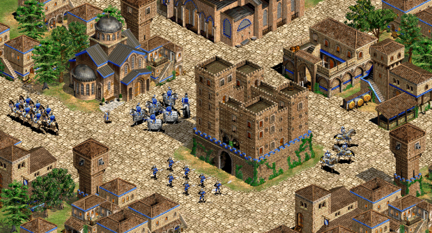 Age Of Empires Ii The Conquerors Steam