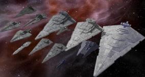 Updated Imperial Fleet