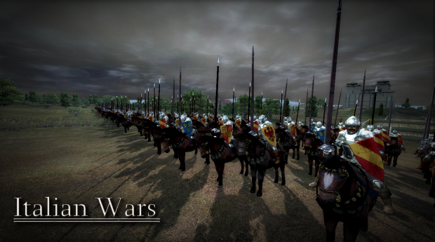 Beware the might of the German knights!