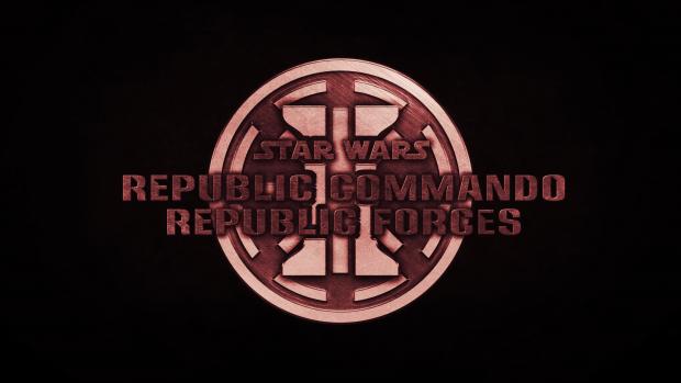 Star Wars: Republic Commando 2 - Republic Forces Logo