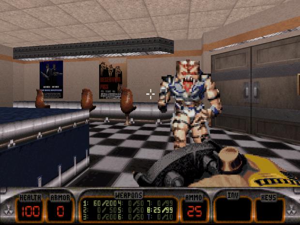 Duke Nukem: Total Meltdown Mod