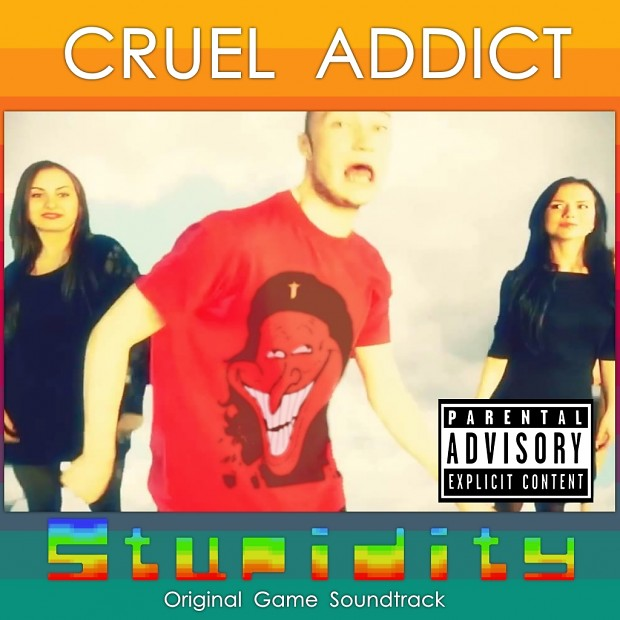 Sounds like Stupidity Official CD go Gold