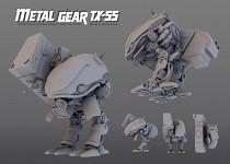 Metal Gear TX-55