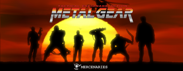 Outer Heaven Mercenaries