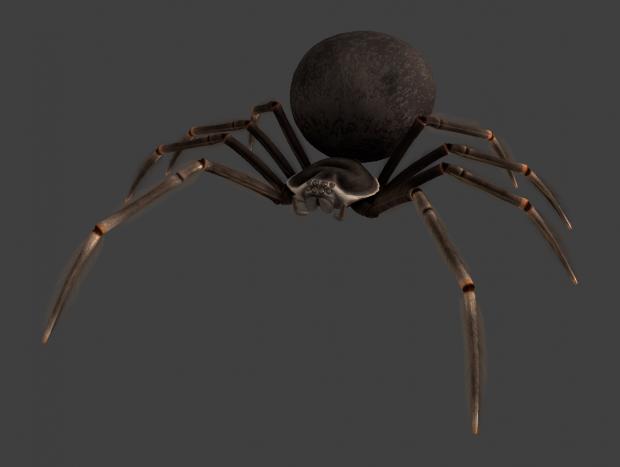 Spider enemy