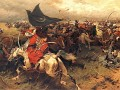 The Ottoman modern wars ( Mehter march)