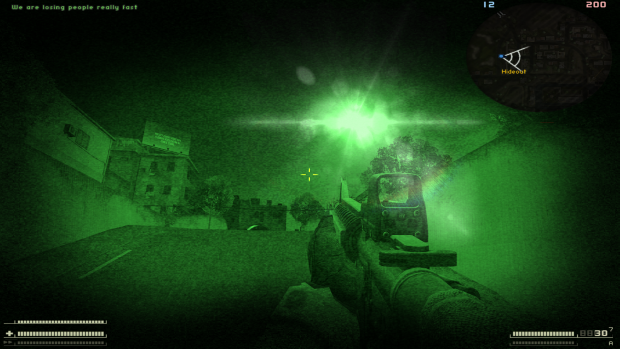 Introducing: Night Vision