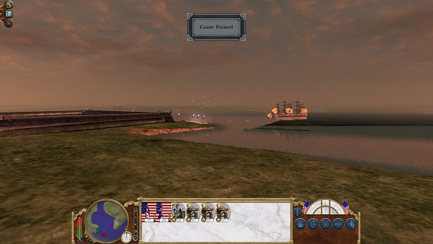 Battle of fort mchenry scenario Preview  4th of july special