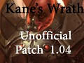 Kane's Wrath Unofficial Patch 1.04