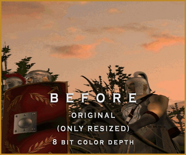 HD Interface Graphics (teaser) - before