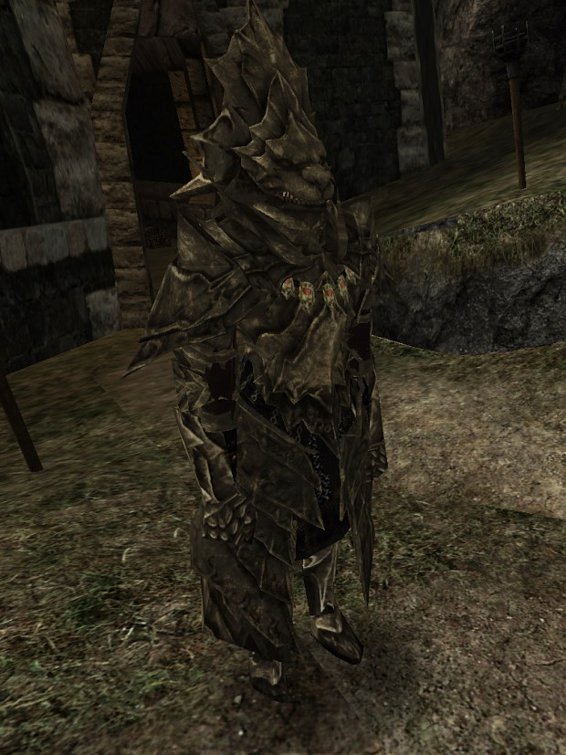 Dragonslayer Armor image - Gothic 2 - Requiem mod for Gothic