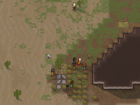 Zombies vs Raiders