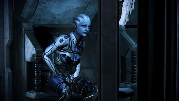 Mass Effect 3 dating Liara