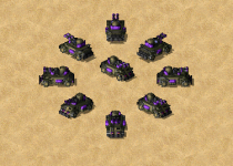 Prime Gatling Tank