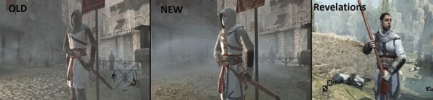V3 - Assassins comparison