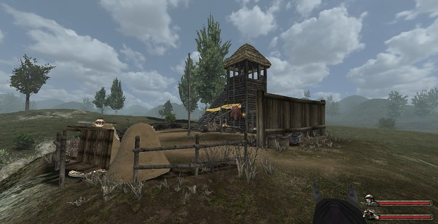 Mount and Blade Warband realistic Mod [Eng] Mb21.1