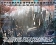 Stargate Event Horizon [Splash Concept]