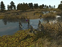 WW1 mod's missions The swamps of prussia