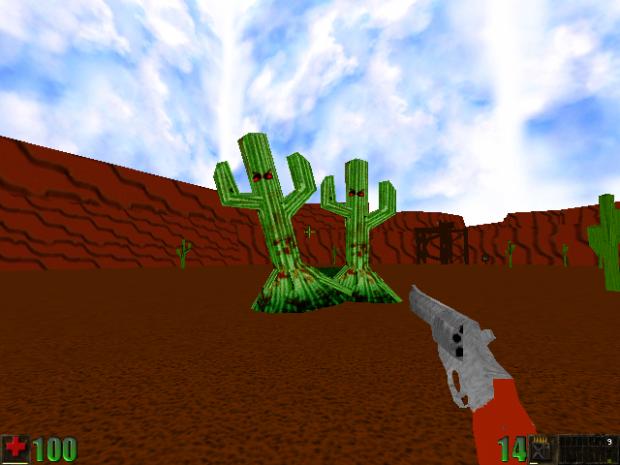 Cactusmen