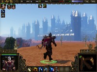 Spellforce 2: Power of Immortals gameplay
