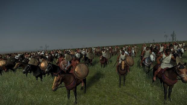 Massylii - Numidian Horsemen