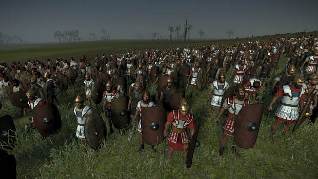 Massylii - Late Infantry