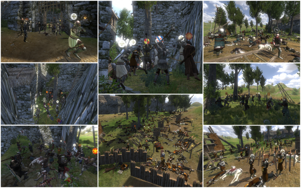 Strategus Siege - Kingdom of Acre v. Tasa Clan - Nova Veluca V