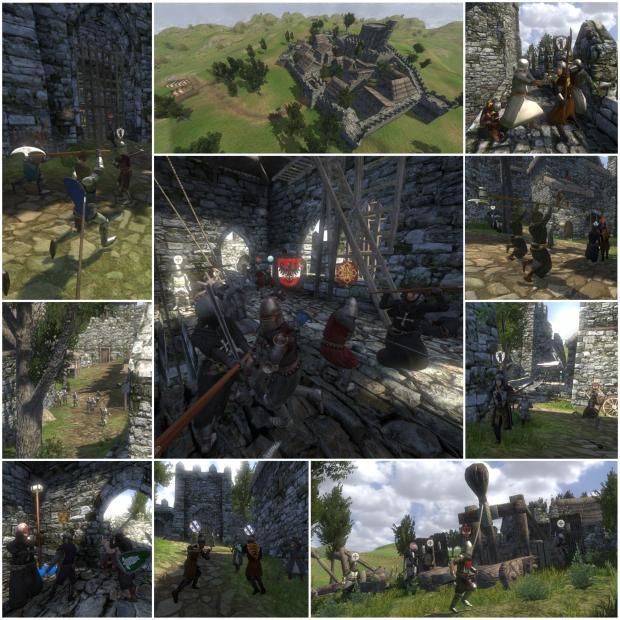 Strategus Siege - Kingdom of Acre v. Tasa Clan - Nova Veluca II