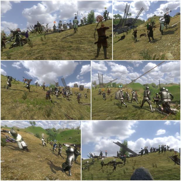 Strategus Siege - Denarii v. Knights of the Potato - New Chaeza