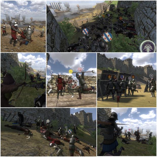 Strategus Siege - Kekistanis v. Hounds of Chulainn - New Praven