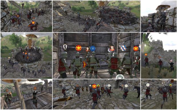 Strategus Siege - Occitan v. 13 Knights - Nova Suno