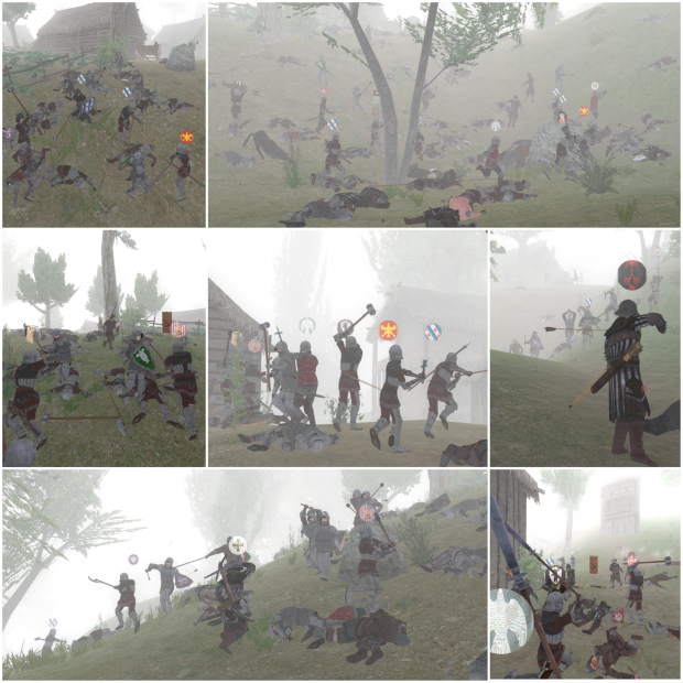 Strategus Siege - Occitan v. Hounds of Chulainn - Nova Haen II