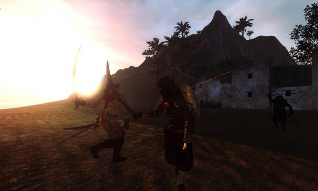 Scimitar Duel - Albus vs. Cajun