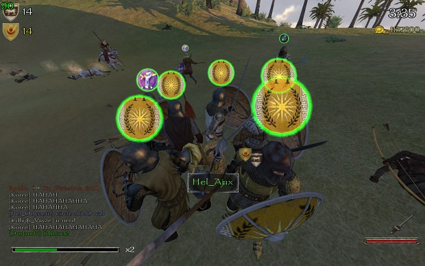 Circle Shield Wall Image Crpg Mod For Mount Amp Blade