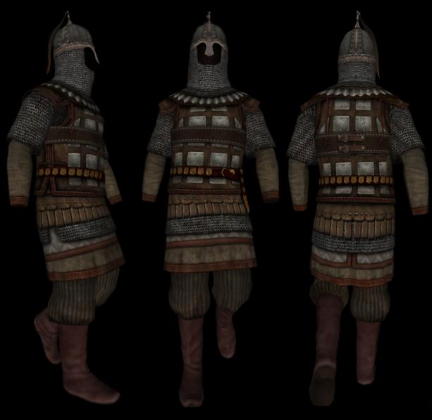 Kuyak Armor by Zimke
