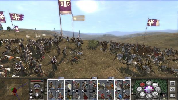 Sample Battle