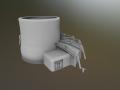GDI Power plant WIP render